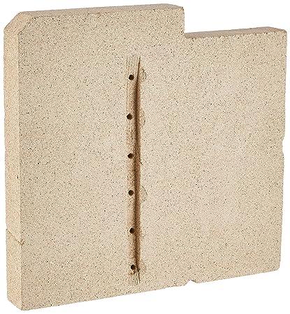 Charnwood fbs30230222 C5 Back vermiculita Fire brick – Beige