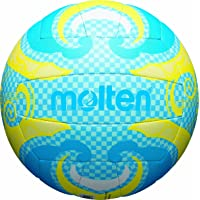 Molten V5B1502-C - Palla da volley, colore: blu/giallo, misura 5
