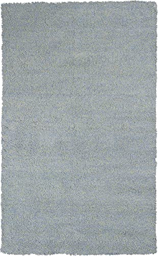 Kas Rugs Bliss Collection Plush Shag Area Rug