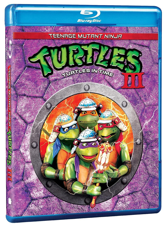 Amazon.com: Teenage Mutant Ninja Turtles III: Turtles in ...