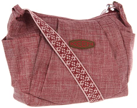 bd7bc87cc9 Keen Westport Shoulder Bag (Cross Hatch), Oxblood: Handbags: Amazon.com
