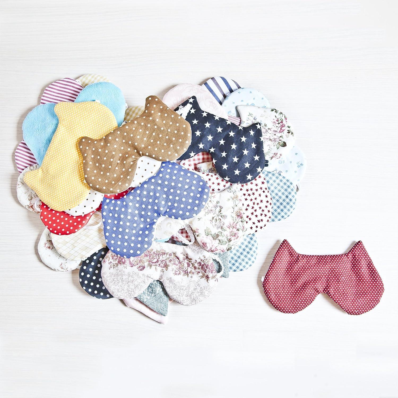 Handmade Paisley Sleep Mask Cat Lover Gift For New Mom Gifts Her Birthday Ideas Teen Girls Housewarming