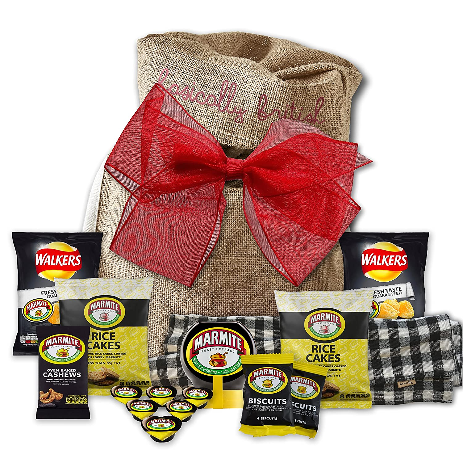 Marmite Gift Set Hamper By The Yummy Palette