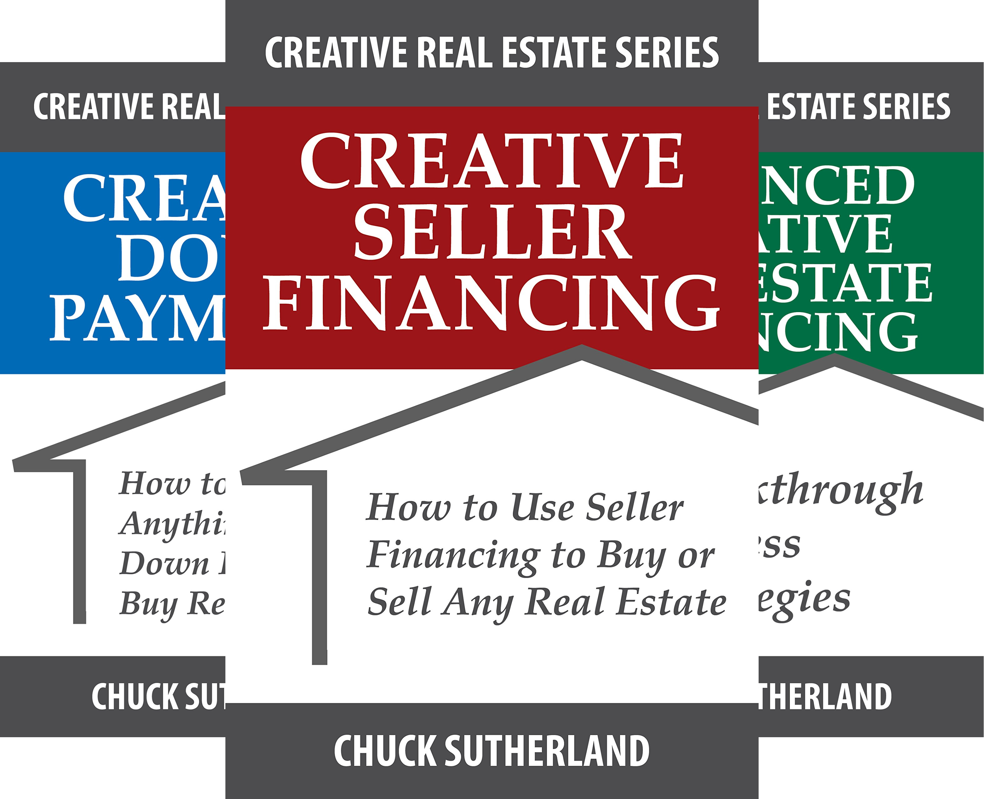 Creative Real Estate Series (3 Book Series)