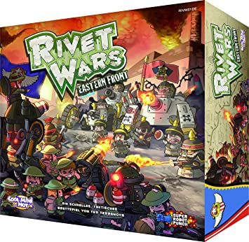 Cool Mini or Not! 002557 - Rivet Wars, Familias Estrategia Juegos ...