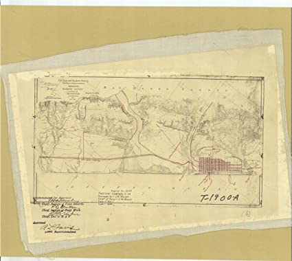 Amazon.com: Vintography 8 x 12 inch 1888 US Old Nautical map ...