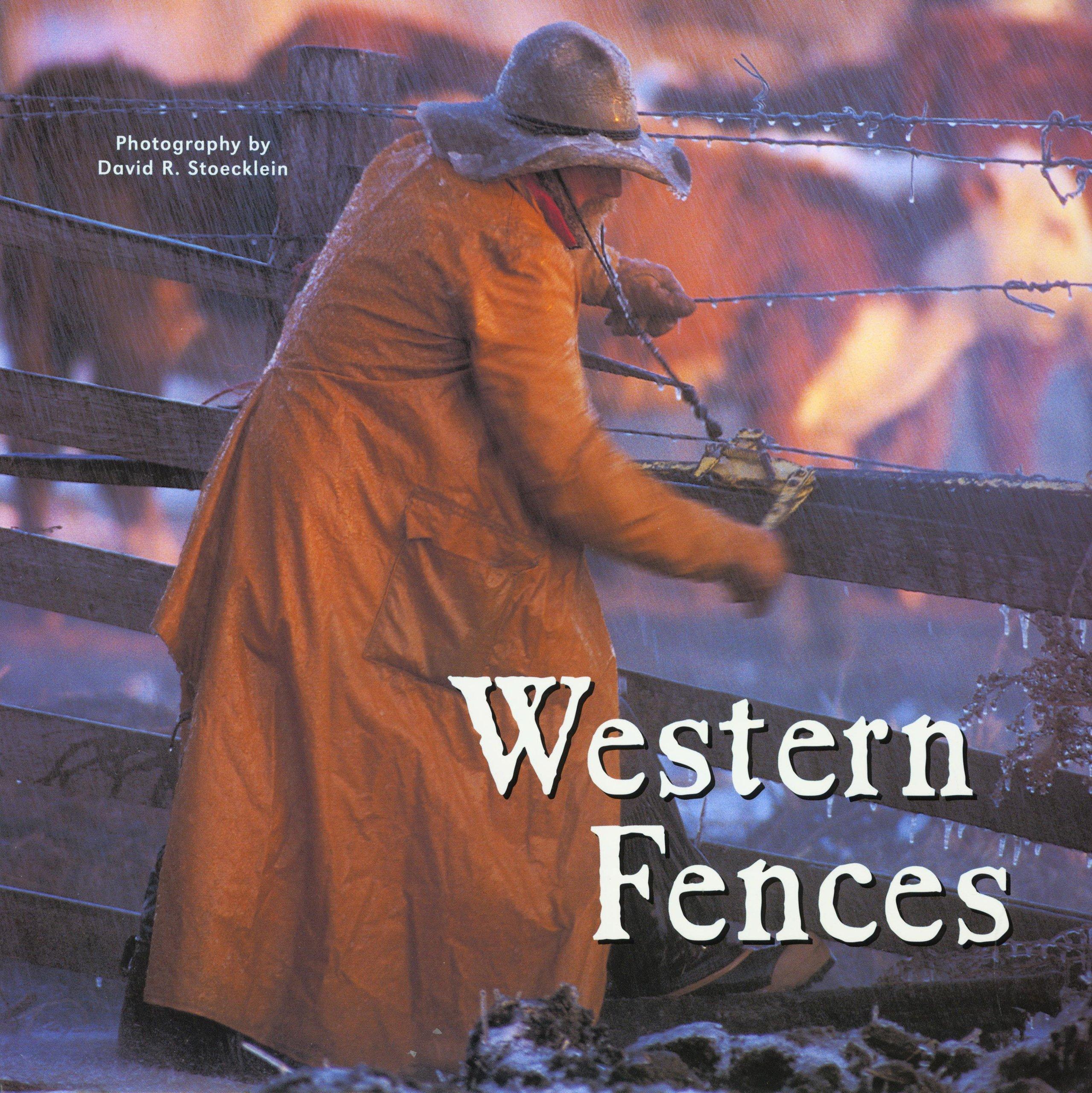 Western Fences (Cowboy Gear Series) ebook
