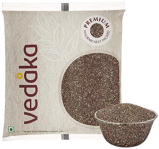 Vedaka Premium Raw Chia Seeds, 100g