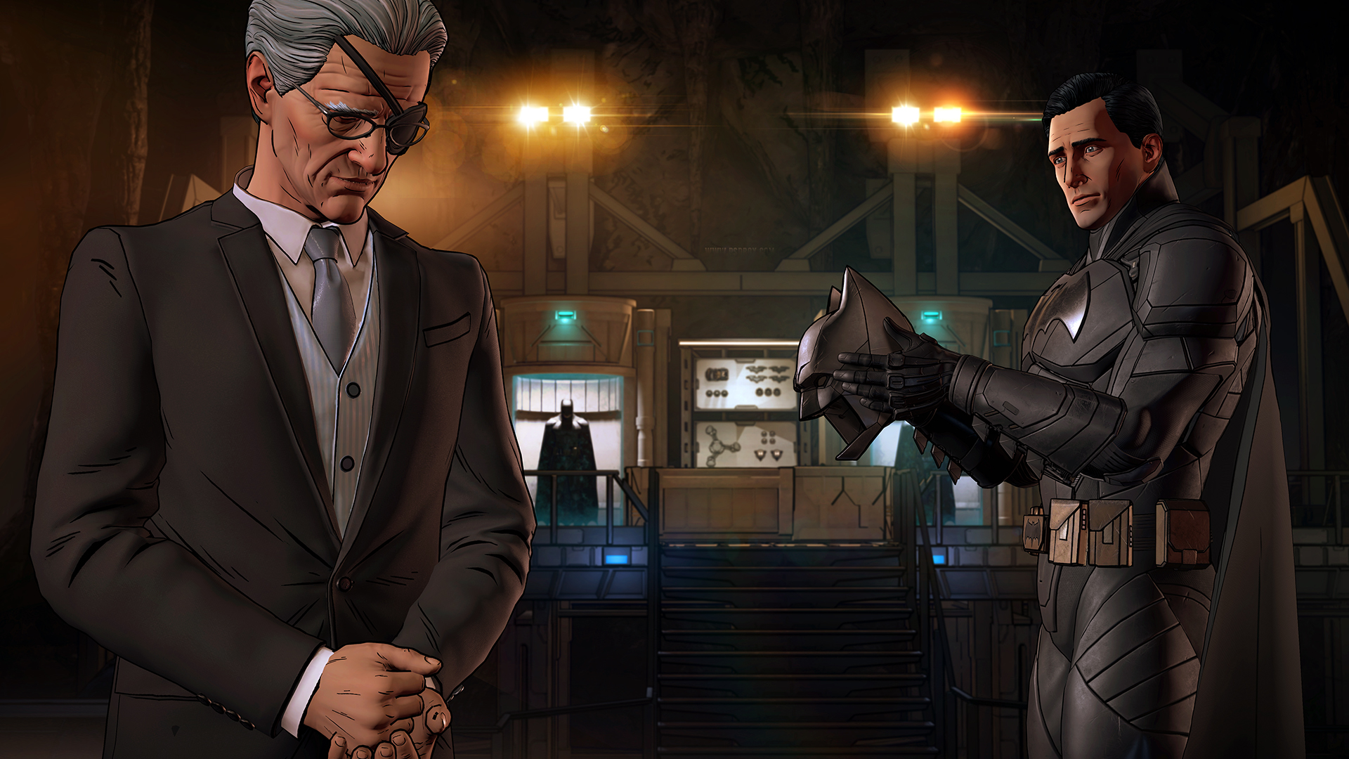 Batman: The Enemy Within - The Telltale Series feature image