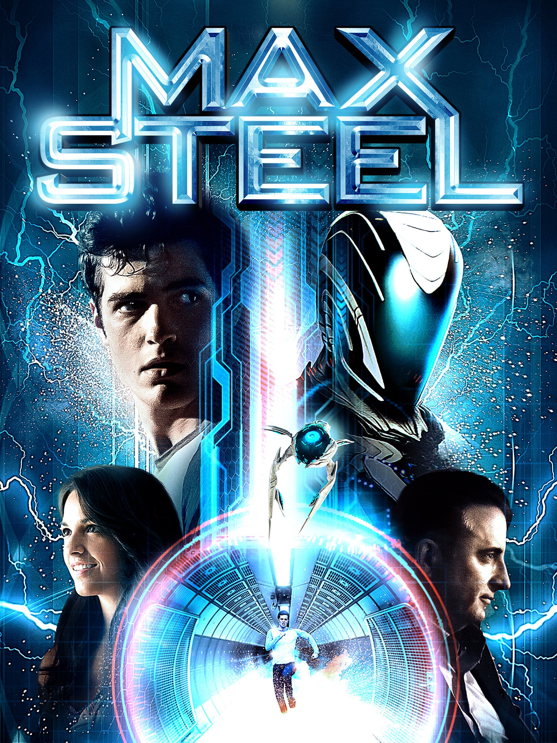 Max Steel by