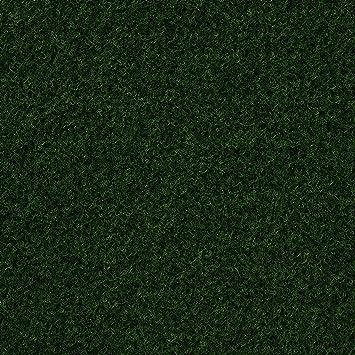 dunkel braun 400x280 cm Rasenteppich Kunstrasen Comfort