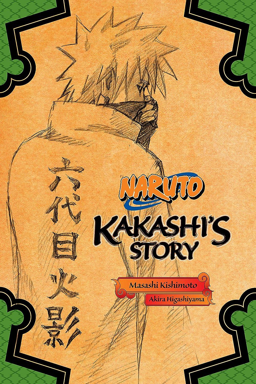 Naruto: Kakashis Story (Naruto Novels Book 1) (English ...