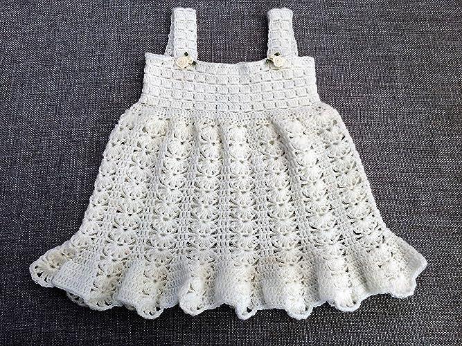 Amazoncom Christening Or Baptism Dress Baby Flower Girl Dress