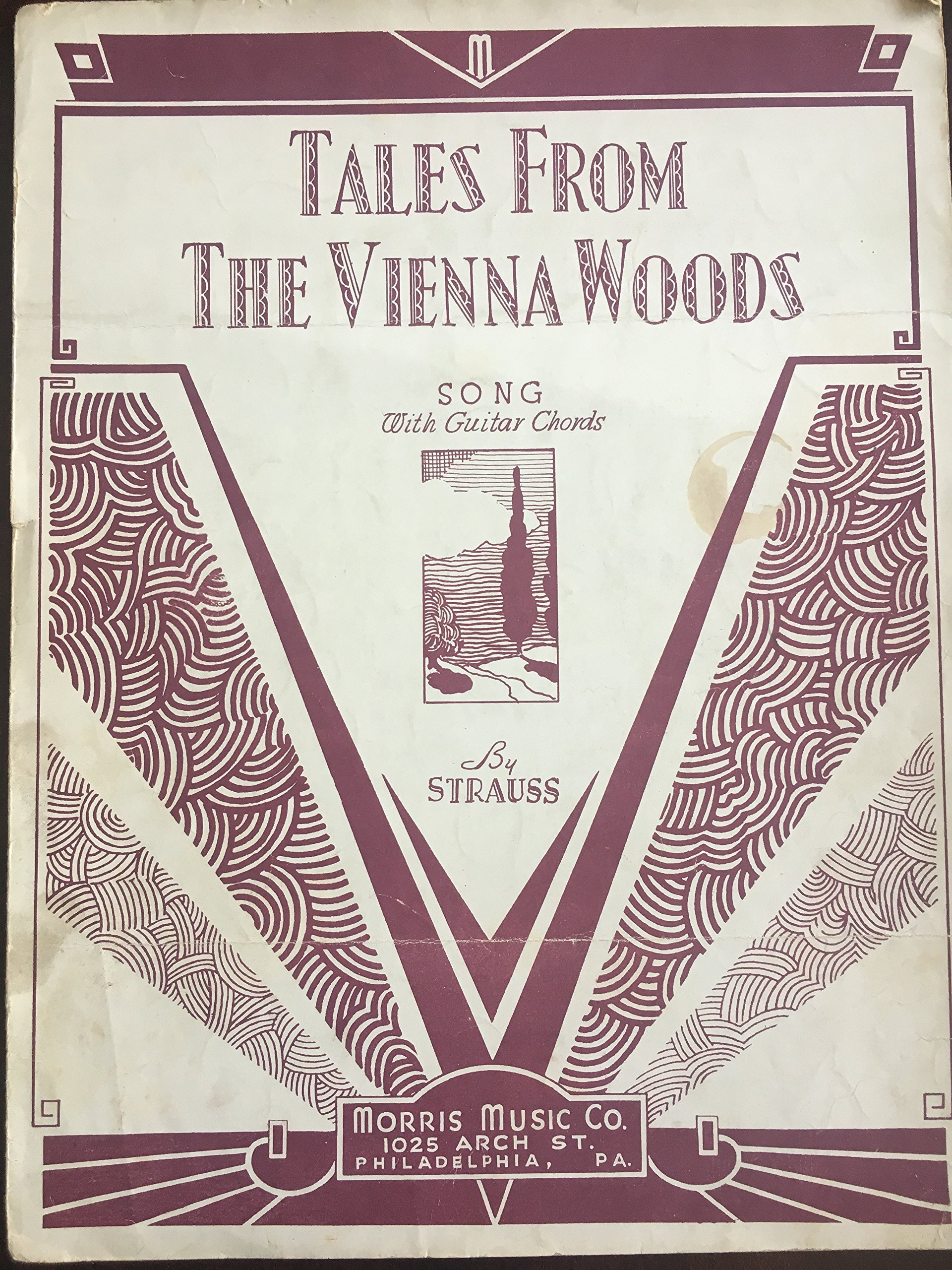 Amazon Tales From The Vienna Woods Song With Guitar Chords
