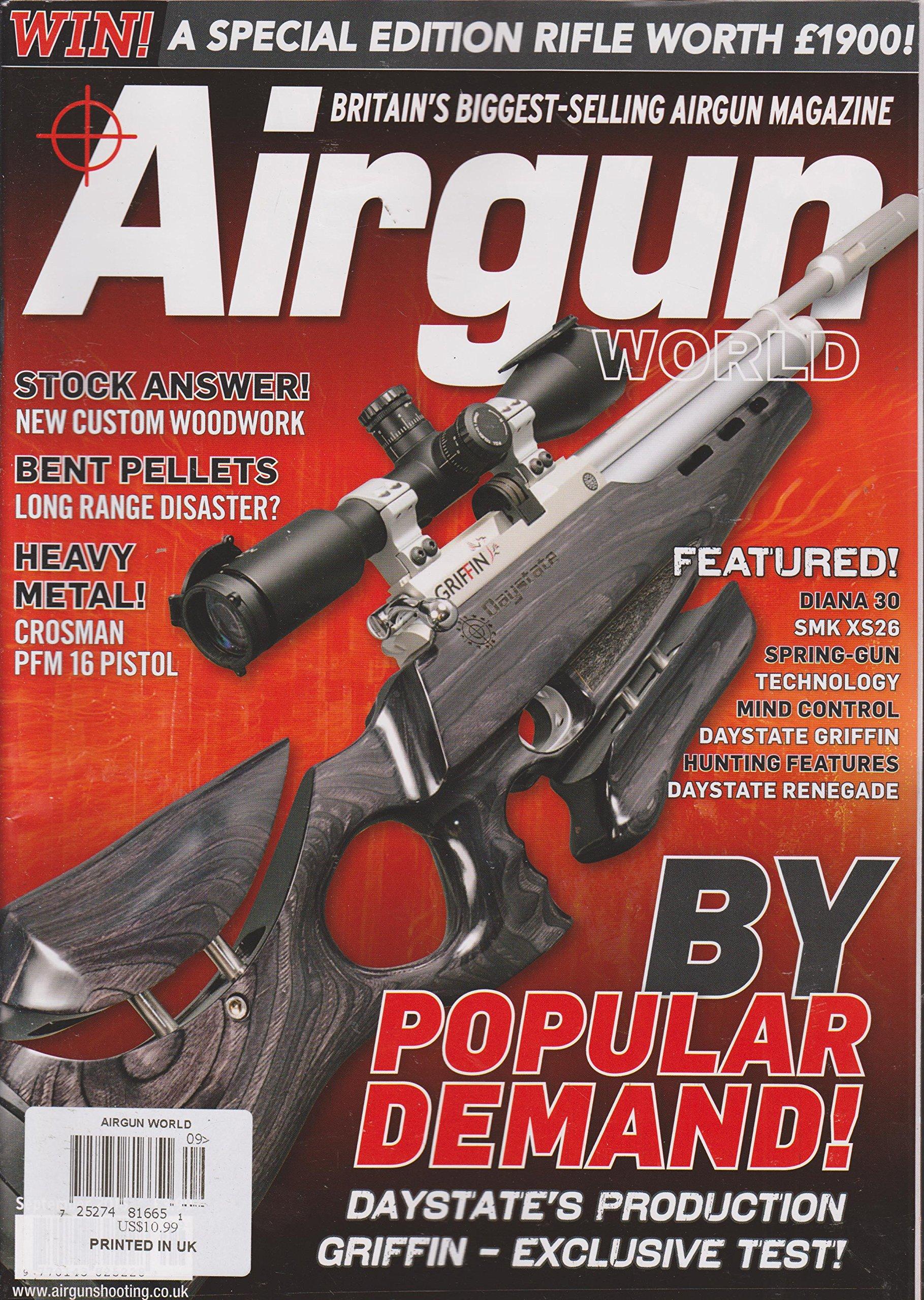 Airgun World Magazine September 2016 pdf