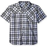 e8255df80f1 Columbia Men's Thompson Hill II Yarn-Dye Shirt at Amazon Men's ...