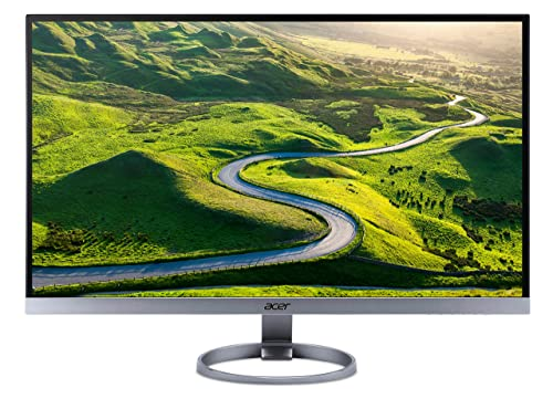 Acer H277H smidx 27-Inch IPS Full HD Widescreen Display