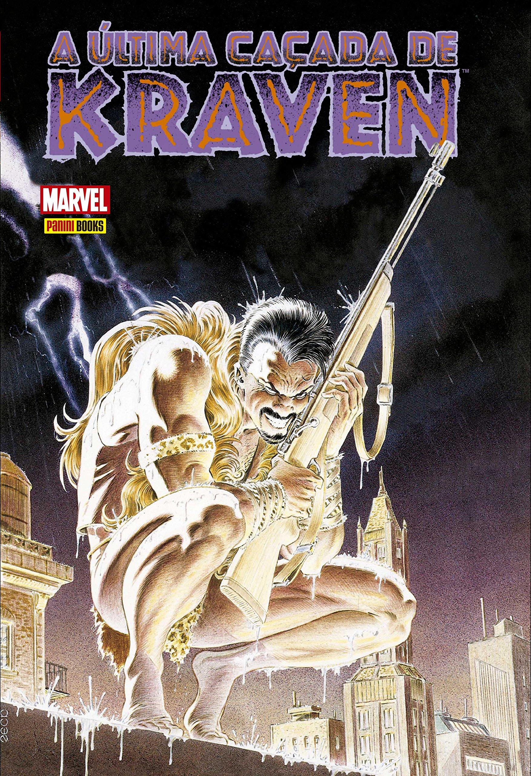 Resultado de imagem para A última caçada do Kraven
