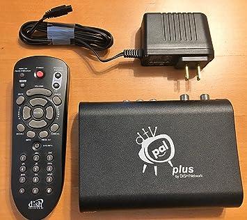 DTVPal Plus Dish Network Receptor DTV: Amazon.es: Electrónica