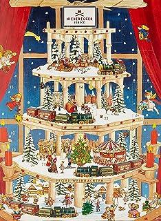 Weihnachtskalender Netto.Leonidas Adventskalender Pralinen 320g Netto Süße