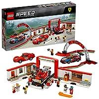 LEGO Speed Champions Ferrari Ultimate Garage 75889 Playset Toy