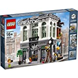 LEGO Creator Expert Brick Bank Building Kit (2380 Piece)