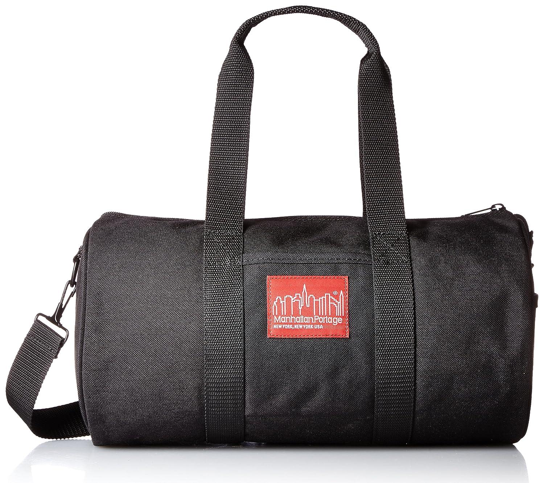 [マンハッタンポーテージ] Manhattan Portage 公式 スポーツバッグ ドラムバッグ B004KJDHG6 ブラック