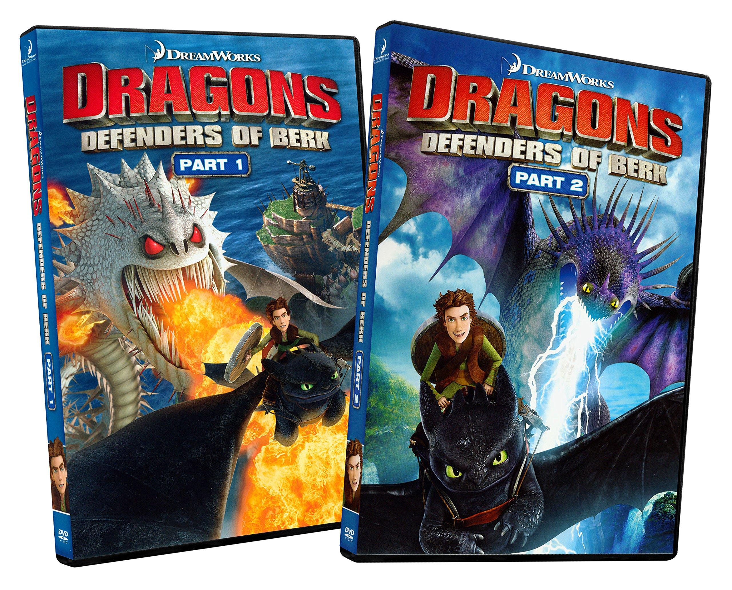 Dragons: Defenders of Berk (Part 1 / Part 2)