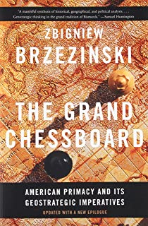 zbigniew brzezinski the grand chessboard