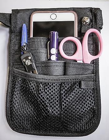 Amazon.com: Valencia Med 2 Cara – 9 Pocket Organizador ...