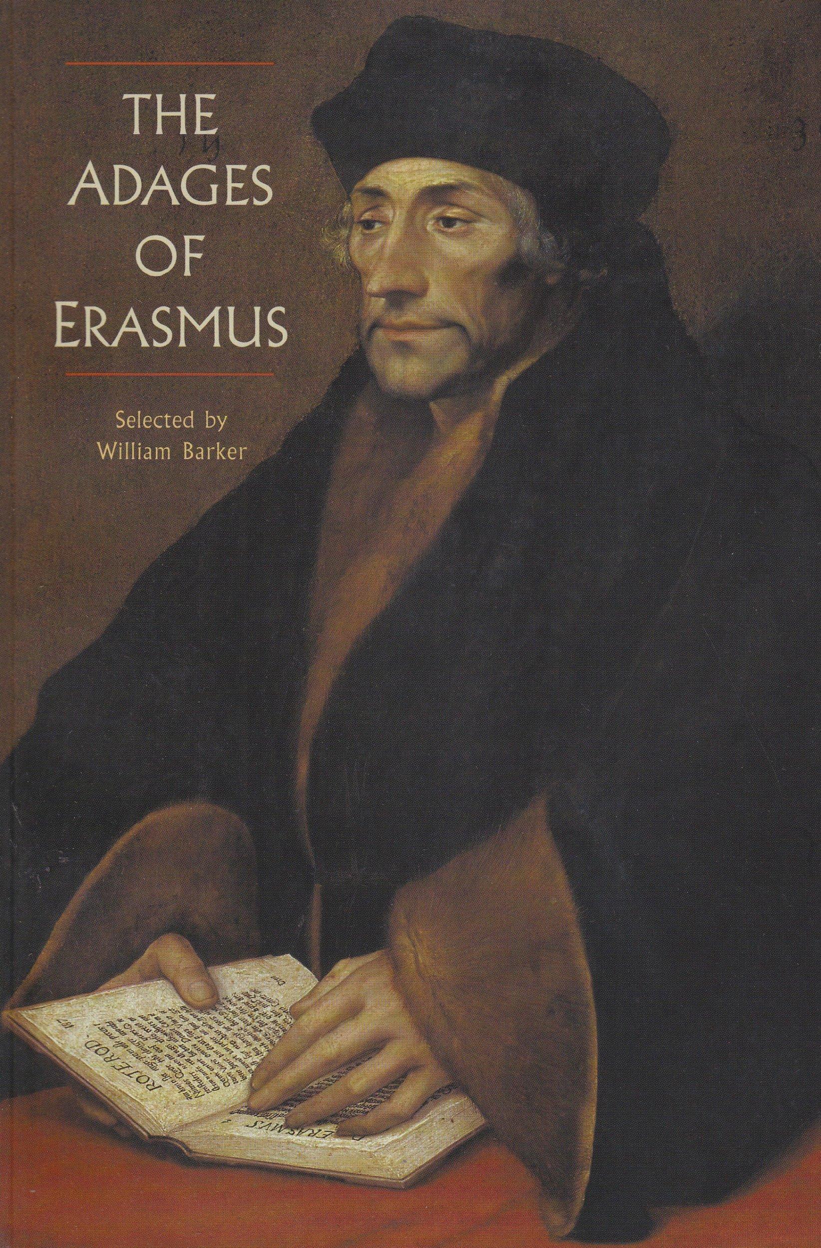 Read Online The Adages of Erasmus PDF