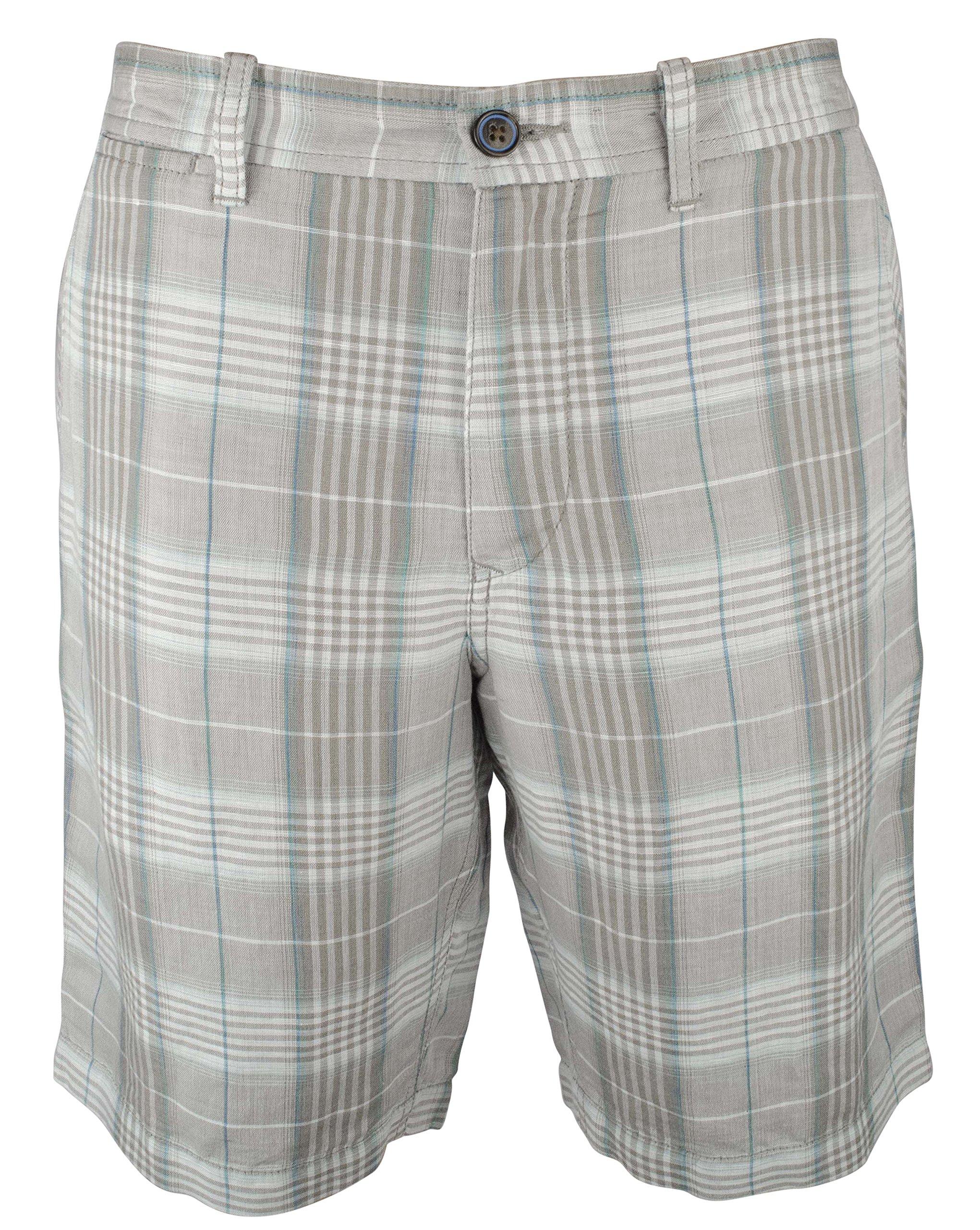 Tommy Bahama Men's Caldera Plaid Shorts-DT-32