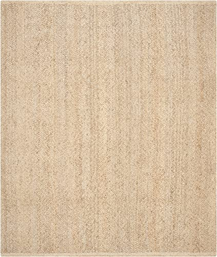 Safavieh Natural Fiber Collection NF461A Hand Woven Natural Jute Area Rug 9 x 12