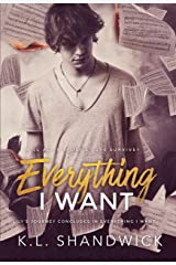 Everything I Want (Everything Trilogy Book 3) Kindle Edition