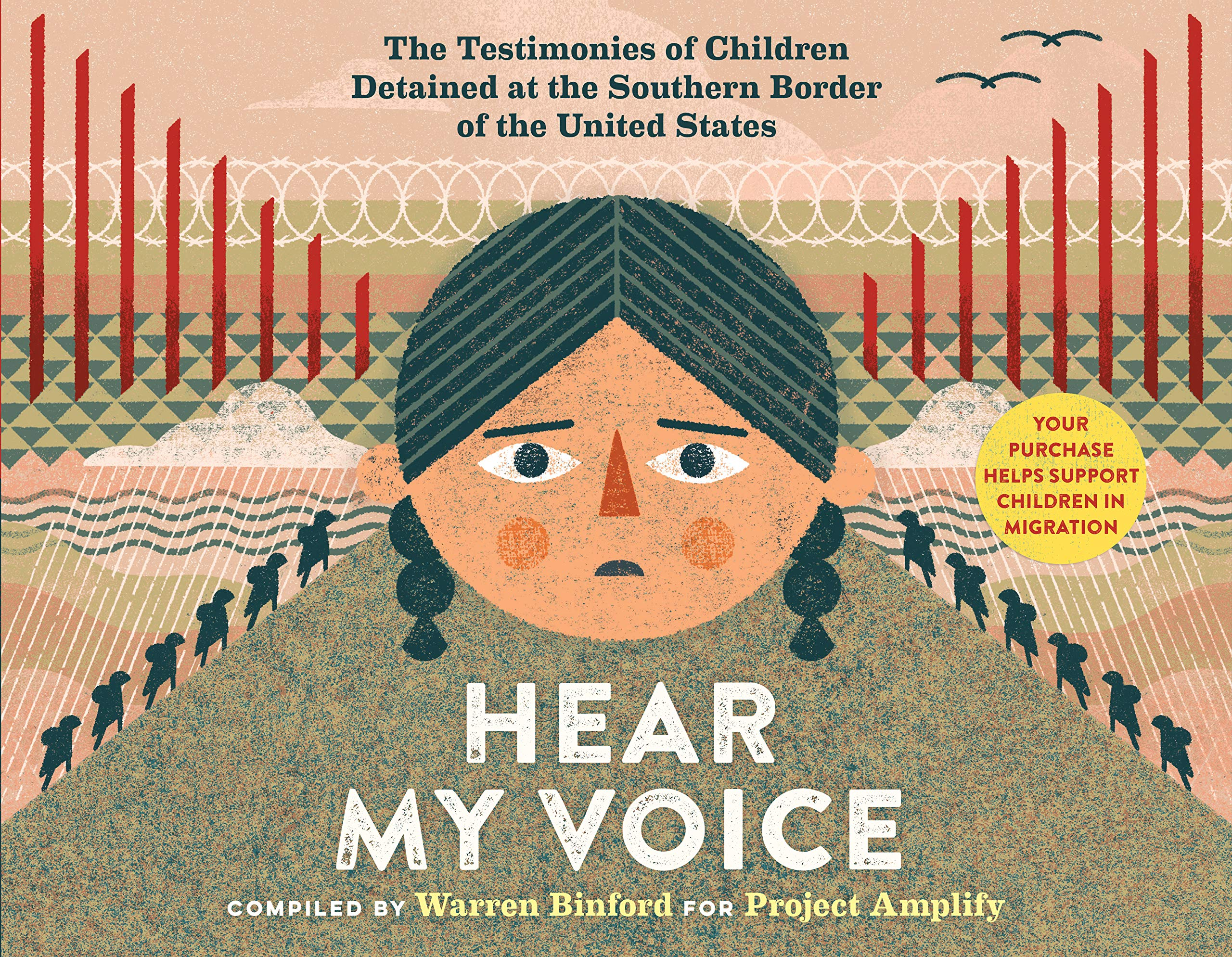 Amazon.com: Hear My Voice/Escucha mi voz: The Testimonies of Children  Detained at the Southern Border of the United States (English and Spanish  Edition) (9781523513482): Binford, Warren, Bochenek, Michael Garcia: Books