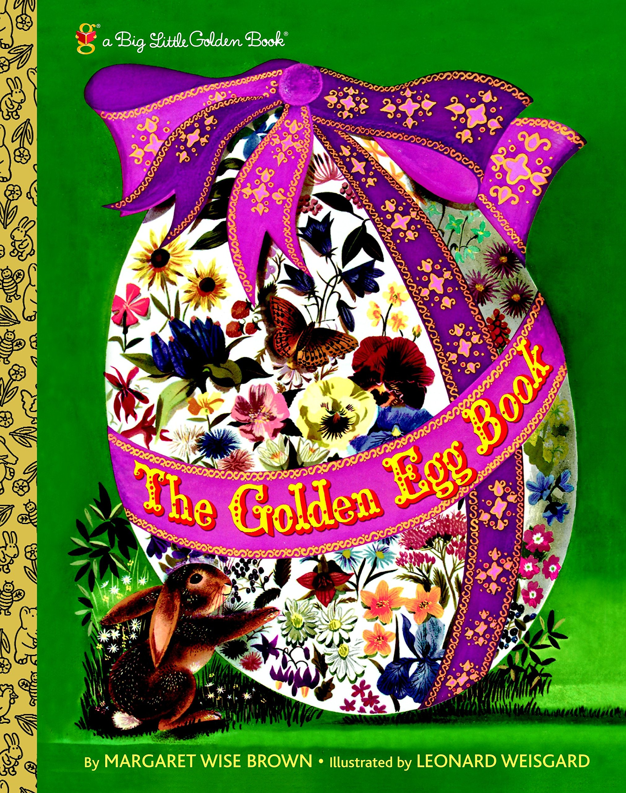 The Golden Egg Book (Big Little Golden Book) pdf epub