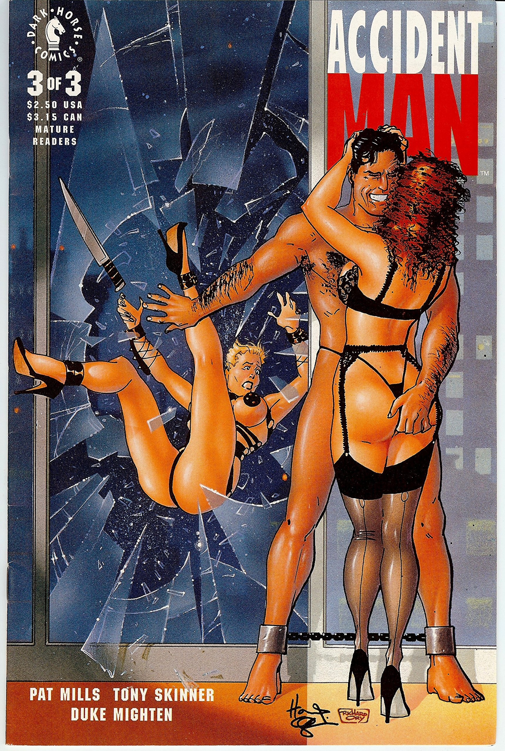 Download Accident Man #3 pdf