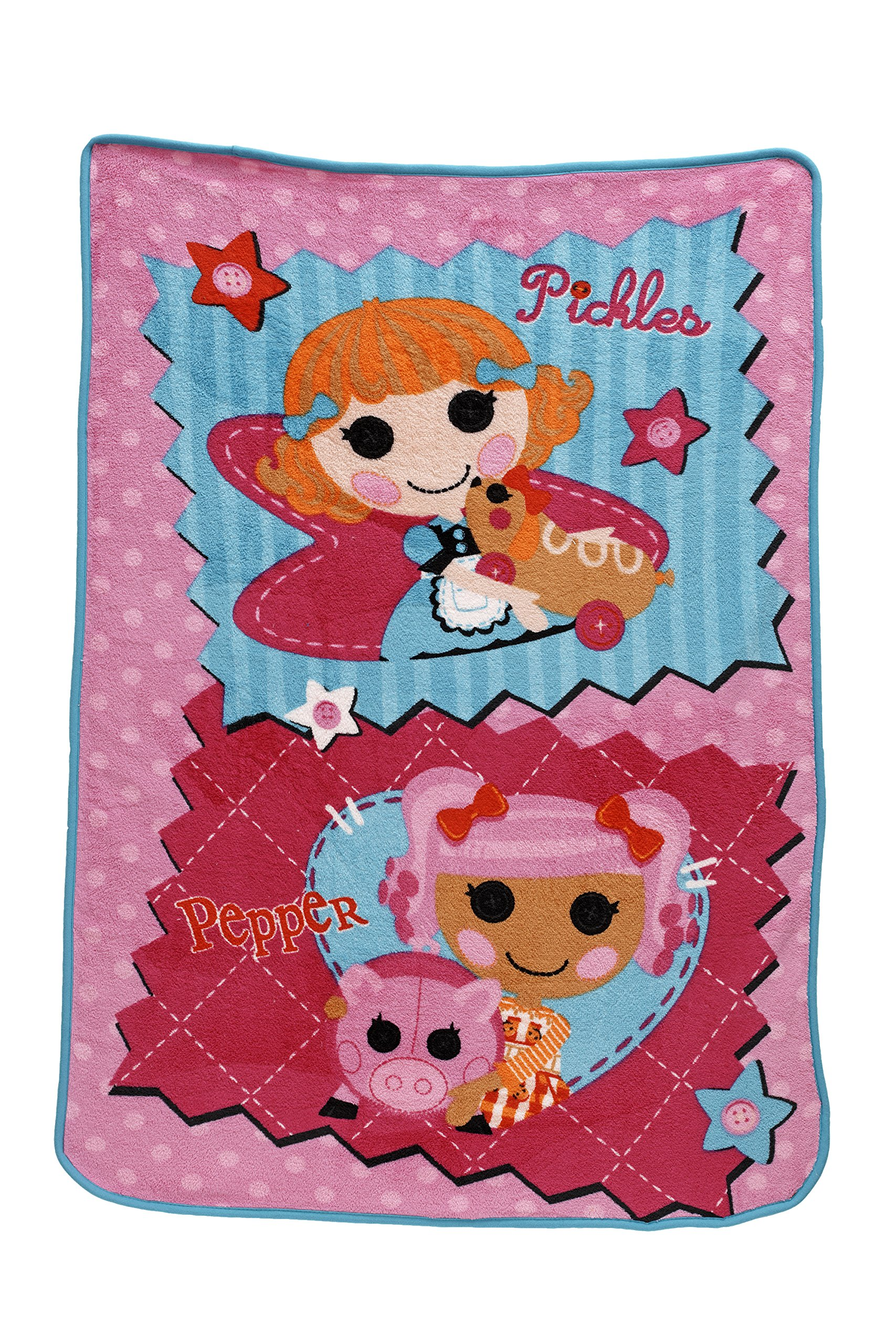 Amazon Com Lalaloopsy Sew Cute 4 Piece Toddler Set
