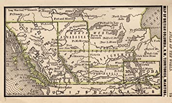 Amazon.com: 1888 Antique Canada Map of British Columbia NW ... on winnipeg area map, ontario canada map, yukon canada map, lake nipissing canada map, north dakota map, new brunswick canada map, new york state canada map, quebec canada map, b.c. canada map, nunavut canada map, colorado map, saskatchewan map, queen's university canada map, ottawa canada map, iceland map, newfoundland canada map, oregon canada map, thompson canada map, alberta canada map, prince edward island canada map,