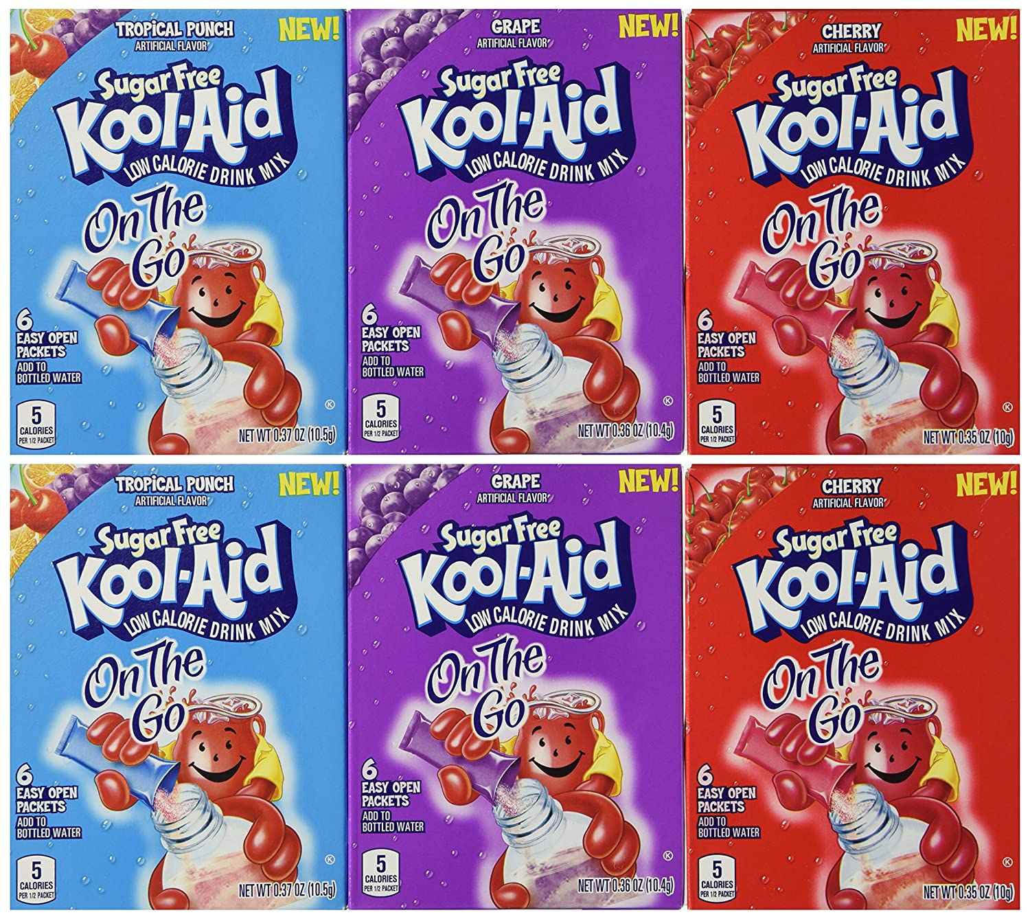 Kool-aid On the Go