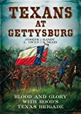 Texans at Gettysburg: Blood and Glory with Hood's Texas Brigade