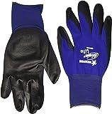 Memphis Glove 127-N9696L Ninja Lite 18 gal Nylon Liner Glove, Large, Multicolor (Pack of 12)