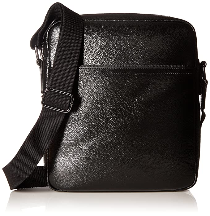 b13237d1d3fbee Ted Baker Men s Flycor Leather Flight Bag