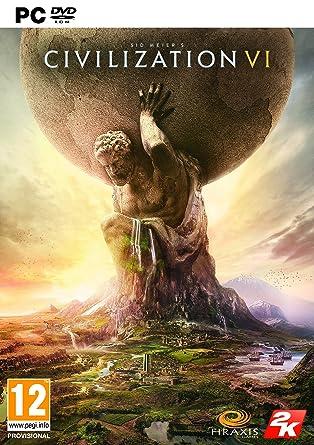Civilization vi pc dvd amazon pc video games civilization vi pc dvd sciox Image collections