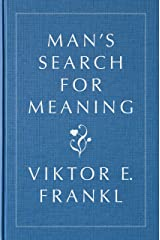 Man's Search for Meaning, Gift Edition Hardcover