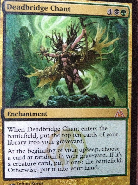 Magic Deadbridge Chant the Gathering Dragons Maze