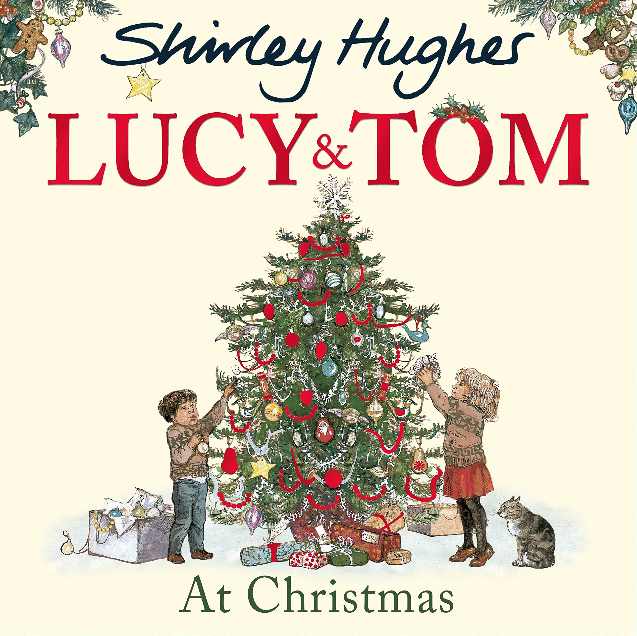 Lucy tom at christmas lucy and tom shirley hughes lucy tom at christmas lucy and tom shirley hughes 9781782955504 amazon books kristyandbryce Images