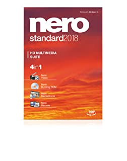 Nero Standard 2018 [Download] (B076B31CL1) | Amazon price tracker / tracking, Amazon price history charts, Amazon price watches, Amazon price drop alerts