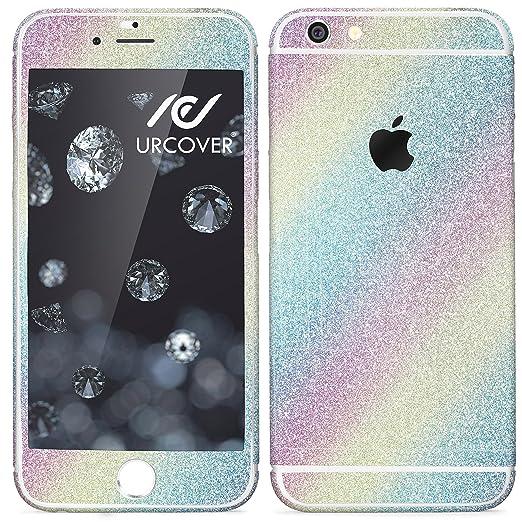 4 opinioni per URCOVER Pellicola Protettiva Glitterata per iPhone 6 / 6s | Foglio Brillantini