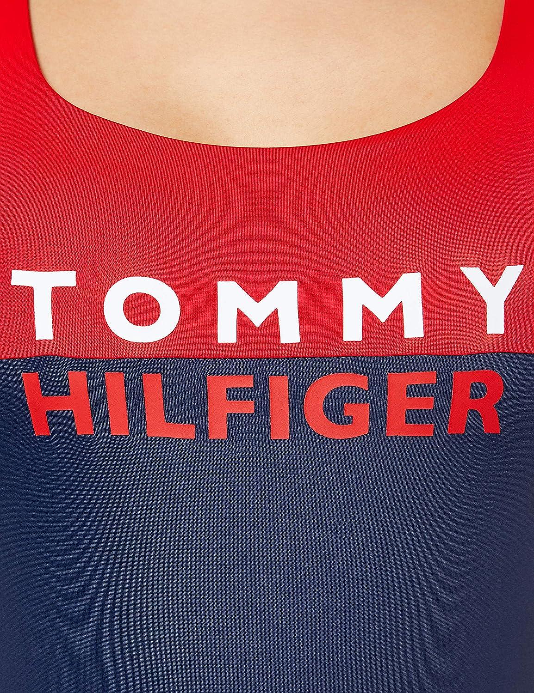 Tommy Hilfiger Damen One-Piece Bikinioberteil